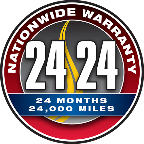 Roseville Auto Repair 2-Year Warranty